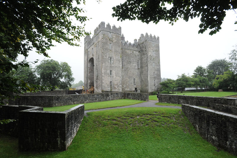 Bunratty Castle, 07.2016