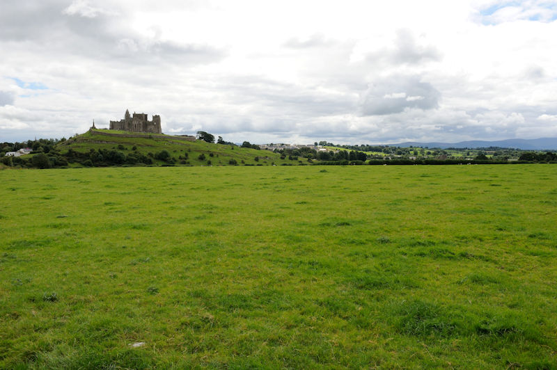 Rock of Cashel, 07.2016