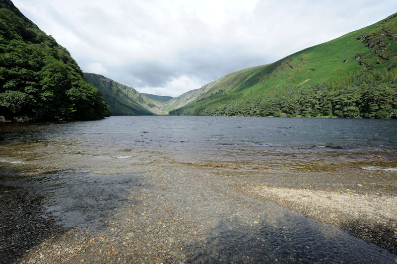 Upper Lake, Glendalough, 07.2016