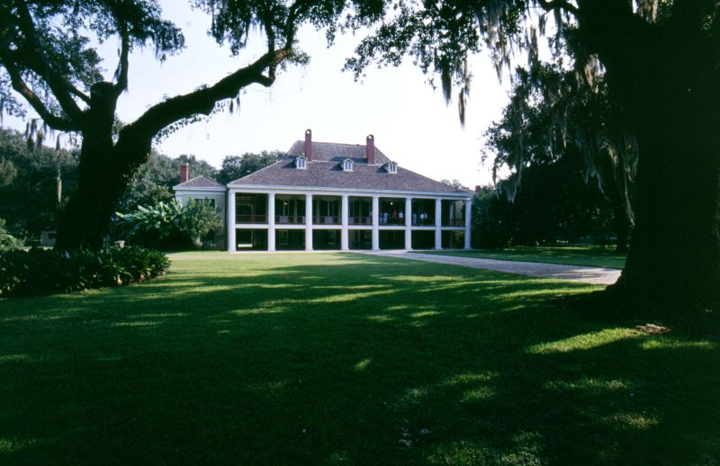Destrehan Plantation, 09/2004