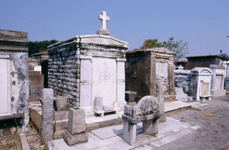 New Orleans (St. Louis Cemetery No. 1), 09/2004