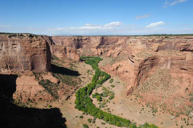 Canyon de Chelly N.M., 10.2009